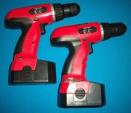 2 New Cordless Drills in Glendale Heights, Illinois