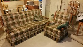 Sofa & Chair only $1 in Yorkville, Illinois