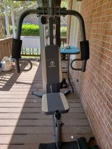 Home Gym...great shape in Warner Robins, Georgia