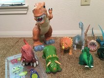 Dinosaurs and Dragons in Kingwood, Texas