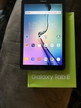 Galaxy Tab E (week old) in Sugar Grove, Illinois