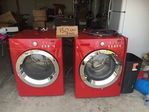 Washer and dryer in Fort Bragg, North Carolina