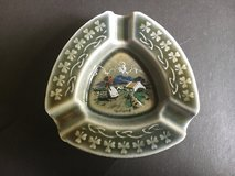 Irish ashtray vintage collectible made in Ireland in Fort Belvoir, Virginia