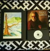 Jerry Garcia (of the Grateful Dead) Box Set Art Book and Cd in Kansas City, Missouri