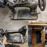 Antique Singer Sewing Machines in Naperville, Illinois