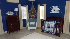 Nautical Baby Bedding in Ramstein, Germany