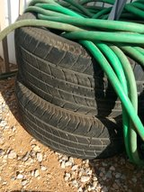 2 tires in Yucca Valley, California