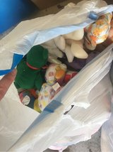 3 bags of beanie babies in Lockport, Illinois