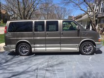 Conversion Van Explorer Limited SE in Naperville, Illinois