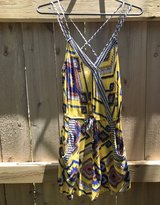 Yellow Romper in Tomball, Texas