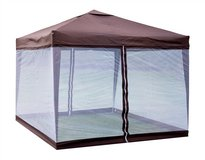 Screened Outdoor Canopy (EZ UP) in Naperville, Illinois