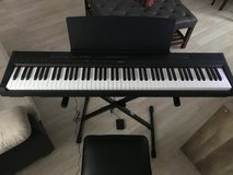 Piano Yamaha P-115 in The Woodlands, Texas