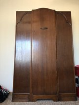 Wood  Armoire in Camp Pendleton, California