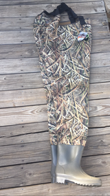 brand new: waders with boots in Warner Robins, Georgia