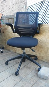 Black Computer chairs 70pc for a office in Fort Campbell, Kentucky