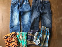 4T Jeans and pants lot in Okinawa, Japan
