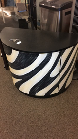 Zebra Cabinet (New) in Fort Leonard Wood, Missouri