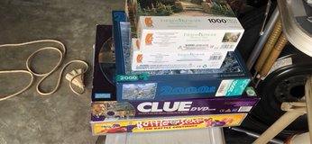 family pack of games and puzzles in Montgomery, Alabama