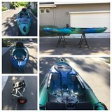 Wilderness Systems Tarpon 120 Kayak in Fairfield, California