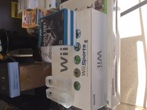 Wii with Wii Fit Pad in Yucca Valley, California