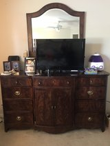 BroyHill Dresser and mirror and nightstand in Travis AFB, California