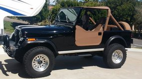 1984 CJ7 Renegade in Oceanside, California