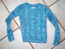 blue sparkle sweater size 10 in Stuttgart, GE