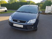 2006 FORD C MAX 1.8 dci  TURBO diesel*66000 KM ONLY*Full option*NEW INSPECTION*1 YEAR WARRANTY in Spangdahlem, Germany