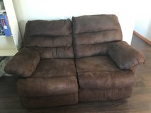 love seat couch in Morris, Illinois