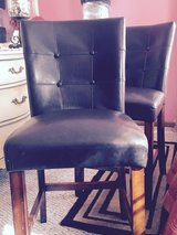 Leather chairs in New Lenox, Illinois