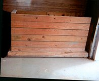 Wooden Storage Bin in Joliet, Illinois