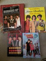 JONAS BROTHER BOOK LOT in Clarksville, Tennessee