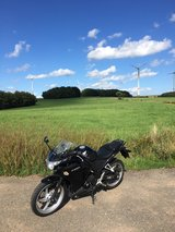 2012 CBR250r in Ramstein, Germany