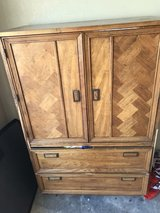 Armoire in Fort Leonard Wood, Missouri
