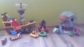 Jake and the Neverland Pirates Ship & more in Leesville, Louisiana