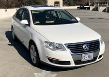 2007 Volkswagen Passat Wolfsburg Edition in Fort Belvoir, Virginia