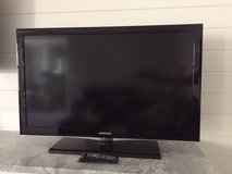 "Samsung 40"" HDTV in Westmont, Illinois"
