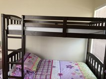 Bunkbed in Lackland AFB, Texas