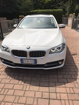 2015 BMW 5.20i **Like New!!!! in Vicenza, Italy