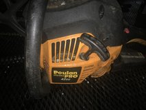 Poulan pro chainsaw in Fort Leonard Wood, Missouri