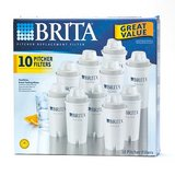 (10) pack Brita Replacement Filters - NEW! in Plainfield, Illinois