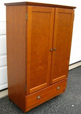 TV Armoire Cabinet in Oswego, Illinois
