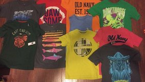 10 Boys T-Shirts Size 8/10 & 10/12 in Fort Leonard Wood, Missouri