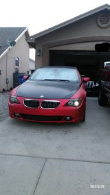 2006 BMW 650i in Fort Bliss, Texas