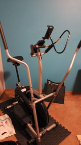 Bike/ Elliptical Combo in Fort Lewis, Washington