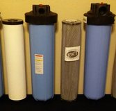 NASA Based Whole House Water Filtration System ( 2 stage system) in Bellaire, Texas