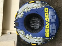 sea doo with air pump in Okinawa, Japan