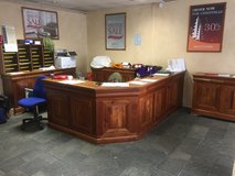 Bar Counter/Office Desk in Lakenheath, UK