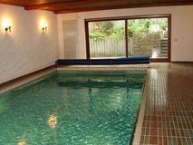 Huge apartment with pool/sauna 15 min to Patch located at Schloss Solitude in Stuttgart, GE