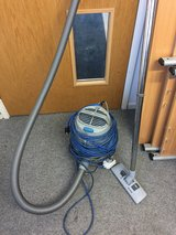 Nilfisk Industrial Vacuum Cleaner GM80C in Lakenheath, UK